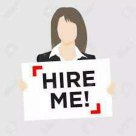 I am a  b.sc graduate  i want  a job.