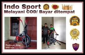 Sepeda statis platinum bike bisa COD Bos