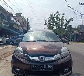 Honda Mobilio E cvt 2014