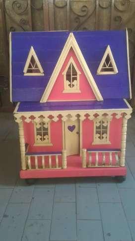 Dijual Rumah BARBIE