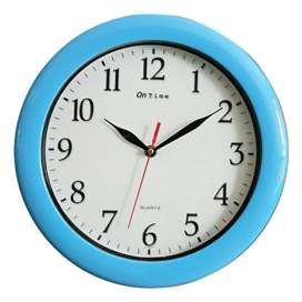 Jam Dinding Polos On Time 767 Diameter 30 cm