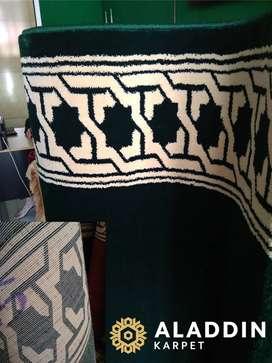Dijual Karpet Masjid Roll Tebal Dan Elegan Kirim Kab Musi Banyuasin