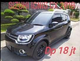 Suzuki Ignis Gx Type Tertinggi th 2018