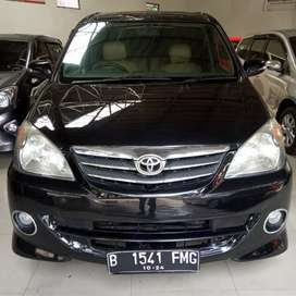 DP 5Jt Toyota Avanza S G 2011/2010 Hitam PjkBru Matic Automatic AT