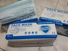 Masker Murah isi 50 plus box