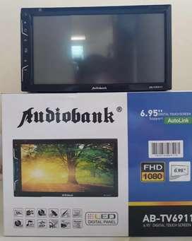 Head unit double din AUDIOBANK AB TV-6911