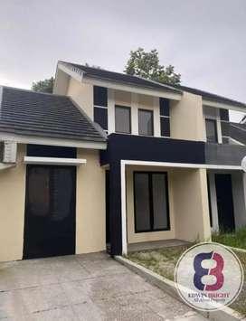 Rumah Dijual Cepat di Perumahan Green Hills Estate Siap Huni Minimalis