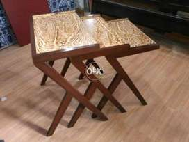 Servin Table Nesting Table Drawing room coffee table