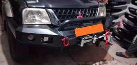 Bumper/Bemper Depan Triton Model Rockerbar.