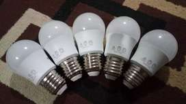 5 pcs Lampu led 5 watt