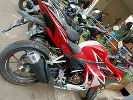 Honda CBR th 2021 Body Mantul Bisa Cash/Kredit TT Ninja MDP Nmax PCX!!