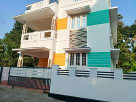 4 bhk 1600 sqft new build house at edapally varapuzha near koonammav
