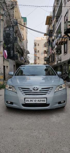 Toyota Camry W2 AT, 2007, Petrol