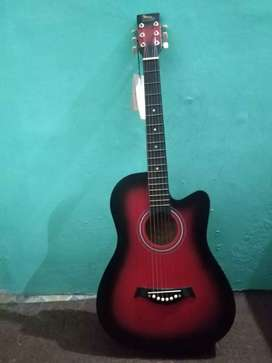 Brand new guitar  for sale with its cover