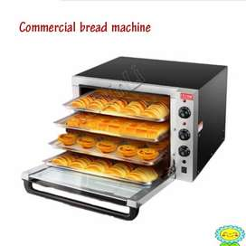 Imported 36 Liter Baking Toaster Oven With Rotisserie Grill, Mixer
