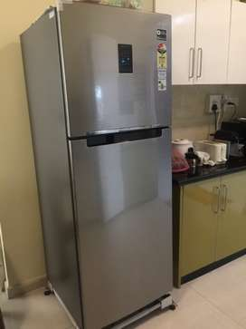 Brand New Samsung Double Door  Refrigerator 324 L
