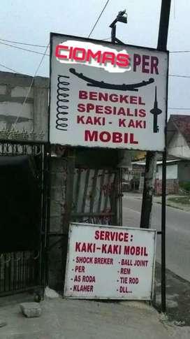 Terima Service Panggilan Bengkel Ciomas Jaya Per Bongkar Pasang Mobil