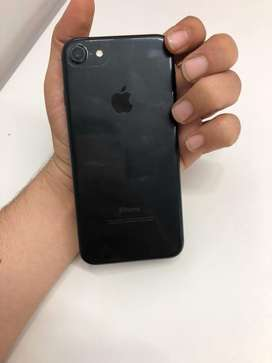 128gb iphone 7 jet black color