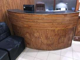 Counter/reception table