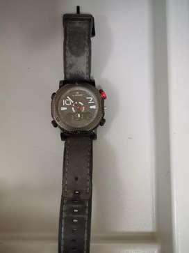 Manikandan's watch