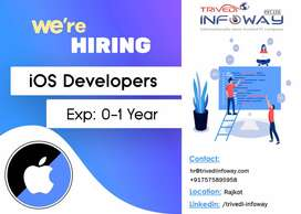 Urgently looking for ios developers