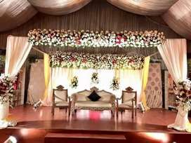 Wedding and event decorator