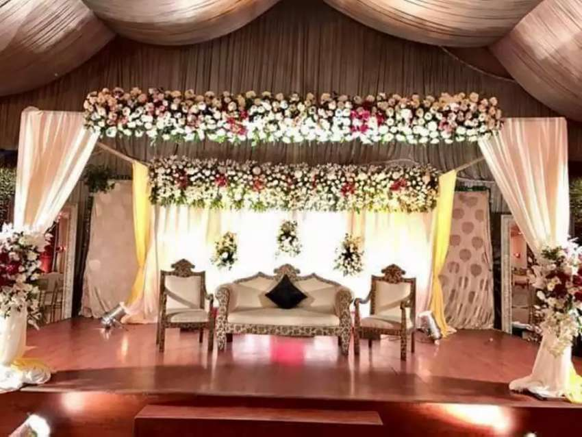 Wedding and event decorator 0