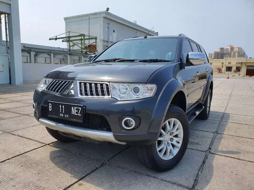 Pajero Sport Exceed 2012 low km 35rban 0