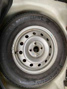 Michelin Car Radial Tyre -185/70 R14. Not used