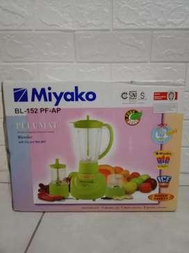 PROMO FREE ONGKIR - BLENDER PELUMAT MIYAKO MIKA BL 152PF 152 PF - AWET