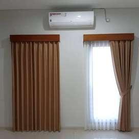 Tirai Hordeng Gorden Curtain Korden Blinds Gordyn Wallpaper 5.179jje8