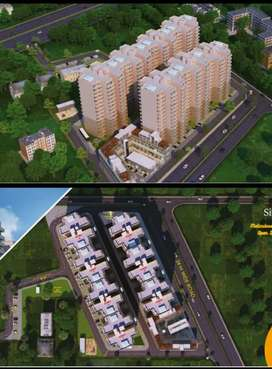 2BHK Flat Big Size in Affordable Policy Abhi Book Kre