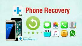 Mobile internal data recovery
