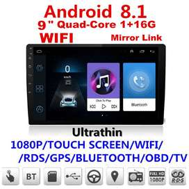 head unit android 10 inch explore 16gb