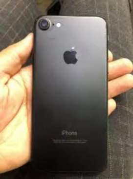 I phone 7 128gb 50 days old only