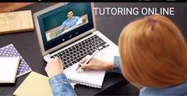 Online tutoring MATHEMATICS