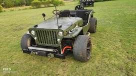 Jain motors jeep