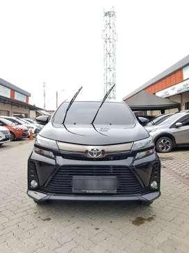 Toyota Avanza Veloz 1.5cc A/T Thn 2019 Hitam Metalik Kilometer Low