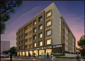 1 & 2 Bhk Flats With 20+ Amenities - All Inclusive