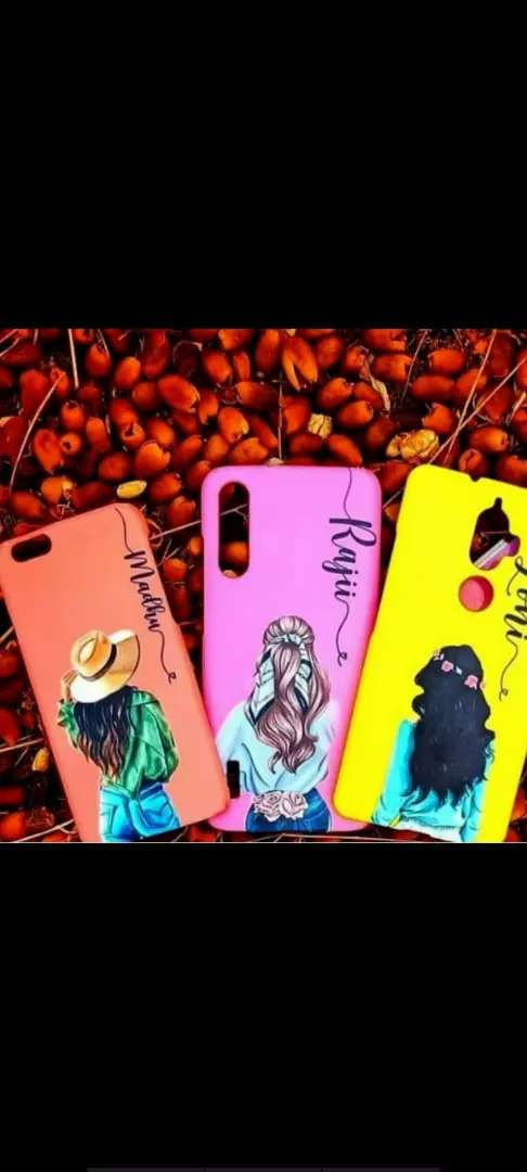 Mobile covers for girls and boys mobile covers
