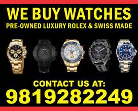 Rolex Buyers Milgauss Patek, Audemars,Vacheron, Cartier Watch buyers