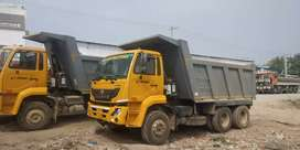 Eicher 10 tyre tipper for sale
