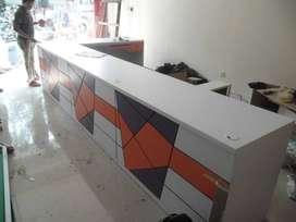 Front Desk Meja CS