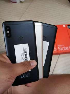 Redmi Note 5 Pro 4/64 Mulus Fullset TAM