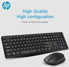 Hp Wireless keyboard and mouse brand-new
