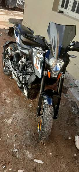 Ktm duke 200 good condition