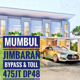 Rumah DP48 bypass Mumbul Jimbaran Bali