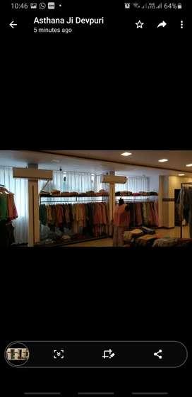 Showroom space on neelgiri tiraha faizabad Road lucknow