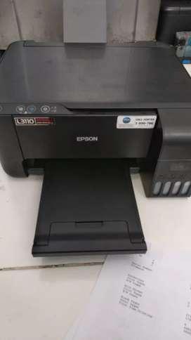 Epson l3110 copy scan