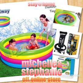 M&S OUTDOORPOOLRDSSTORE04 - 2020 Kolam Renang Anak Jumbo Besar 3-4